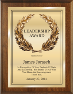 Recognition and Custom Plaques